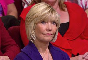 Lori's mother, Cindy