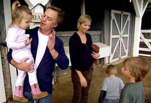 Shaun Cassidy's family