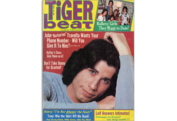 May 1976 Tiger Beat cover