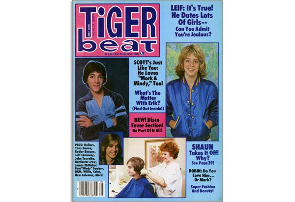 May 1979 Tiger Beat cover