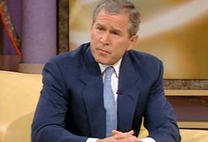 Gov. George W. Bush