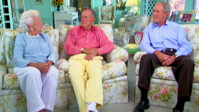 The Bush Family Summer Home Video