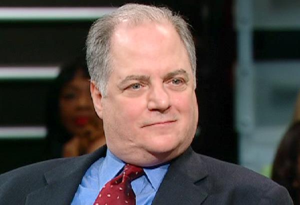 Columnist Frank Rich