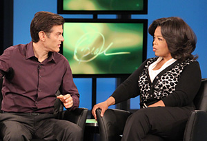 Dr. Oz on weight