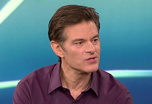 Dr. Oz on cholesterol