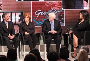 Geraldo, Sally, Phil and Oprah