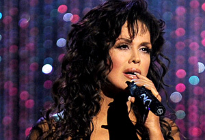 Marie Osmond singing