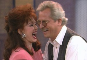Don Potter and Naomi Judd