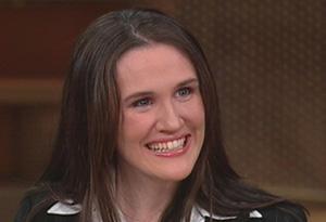 Liz Murray in 2004