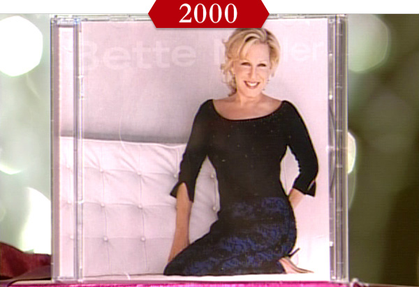 Bette Midler's Bette CD