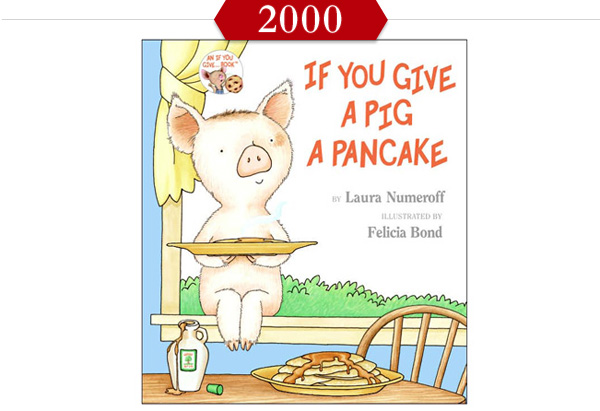 If You Give a Pig a Pancake children's book