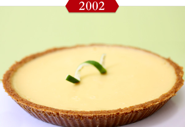 8-Inch Key Lime Pie