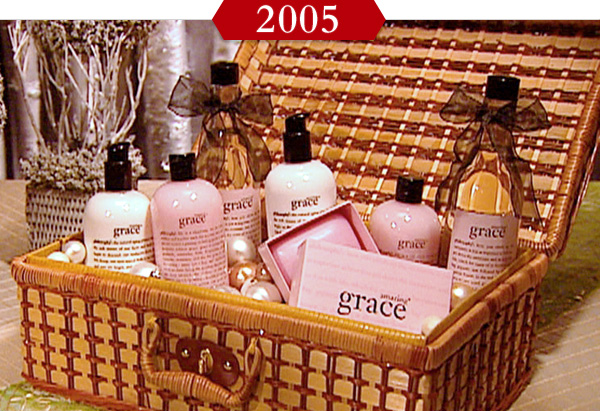 Amazing Grace Basket from Philosophy