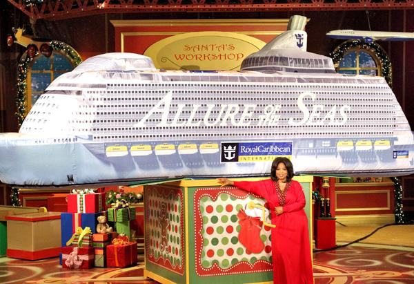 Royal Caribbean Allure of the Seas Cruise