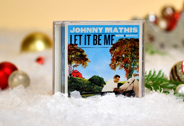 Let It Be Me by Johnny Mathis