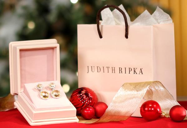 Judith Ripka Eclipse Earrings