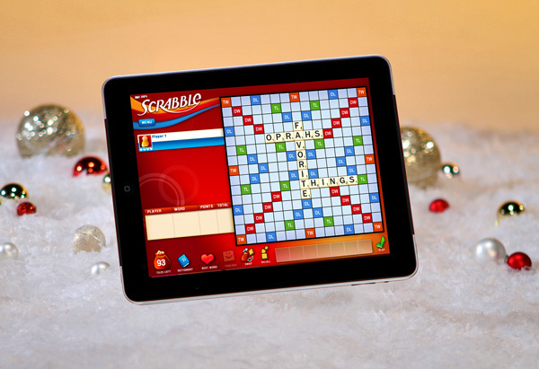 Scrabble App for the iPad by Electronic Arts