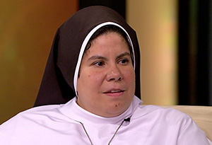 Sister Maria on formation