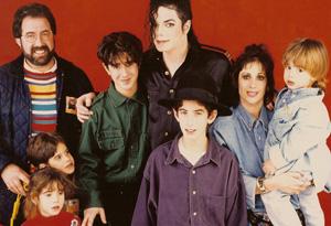 The Cascio family and Michael Jackson