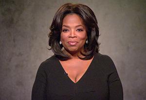 Oprah in Forsyth County