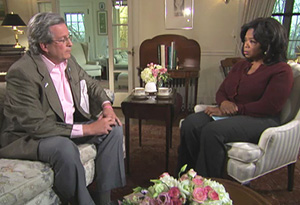 Dr. William Petit and Oprah
