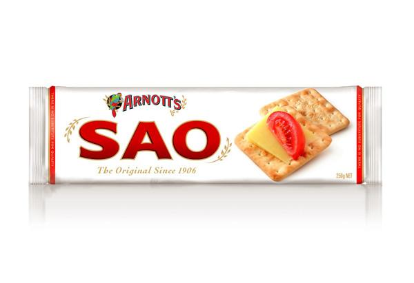 SAOs - Australian cracker