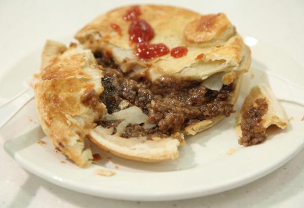 Meat pie - Australian food