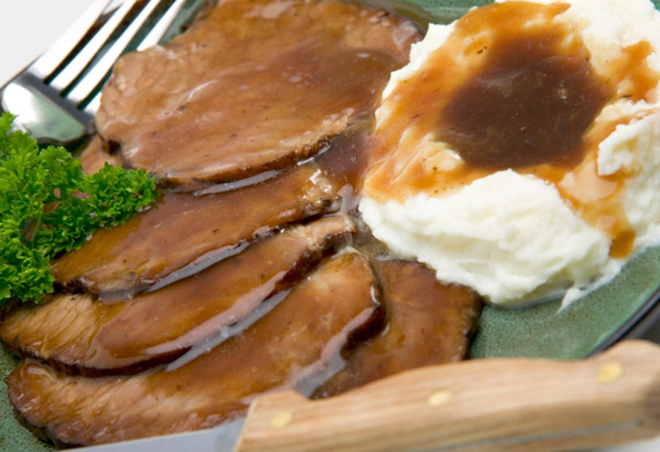 Roast beef - Australian food