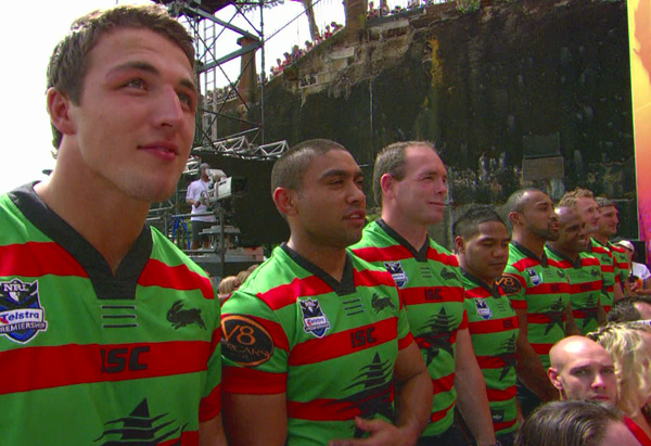 The National Rugby League's South Sydney Rabbitohs