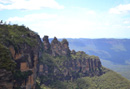 The Majestic Blue Mountains
