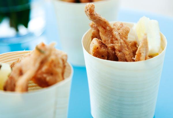 Crispy Salt and Pepper Chicken recipe