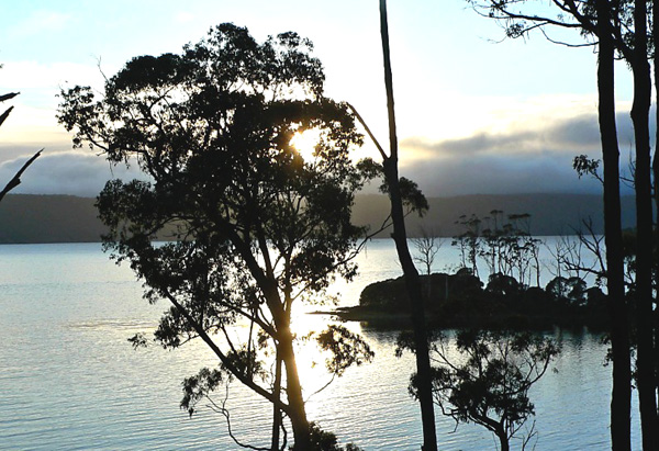 Tasmanian scenery