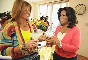 Oprah and Megan