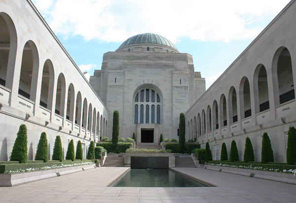 Australia's War Memorial in Canberra
