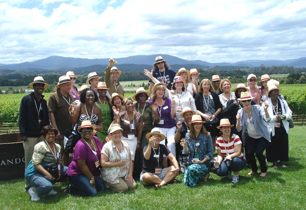 Ultimate Viewers at Domaine Chandon Winery in Australia