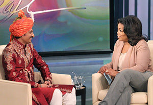Oprah and Prince Manvendra