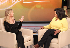 Goldie and Oprah