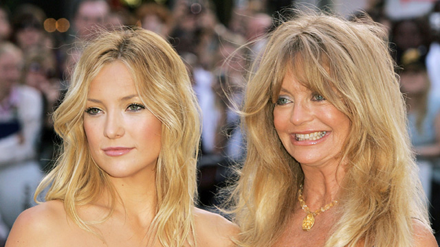 Goldie hawn s daughter naked