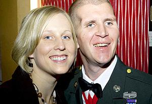 Jenny and Corey