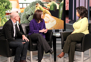 Michael, Nicole and Oprah