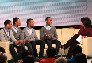 The Furtick quadruplets