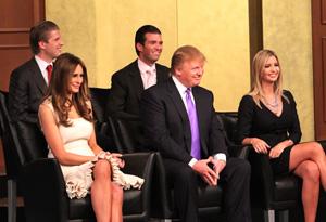 The Trump children