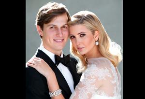 Ivanka Trump's wedding