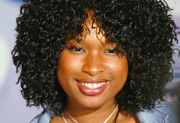 Jennifer Hudson in March 2004