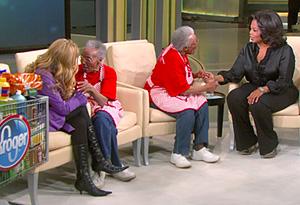 Oprah reveals Kroger's surprise gift to the Love Kitchen