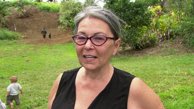 Roseanne Barr big island