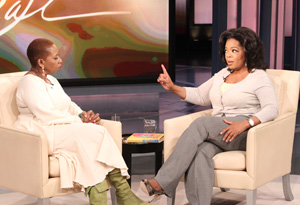 Oprah and Iyanla
