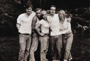 The Arquette family