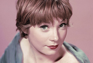 Shirley MacLaine as Fran Kubelik in The Apartment, 1960