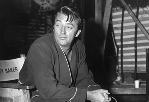 Robert Mitchum in 1958